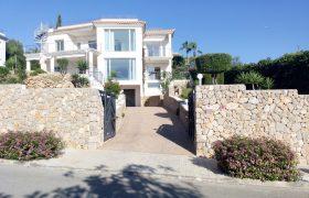 Spectacular Sea View Villa in Santa Ponsa