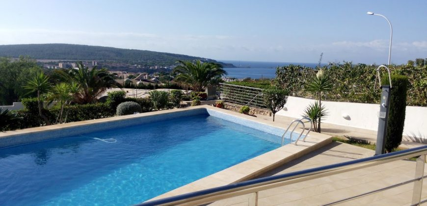 Spectacular Sea View Villa in Santa Ponsa