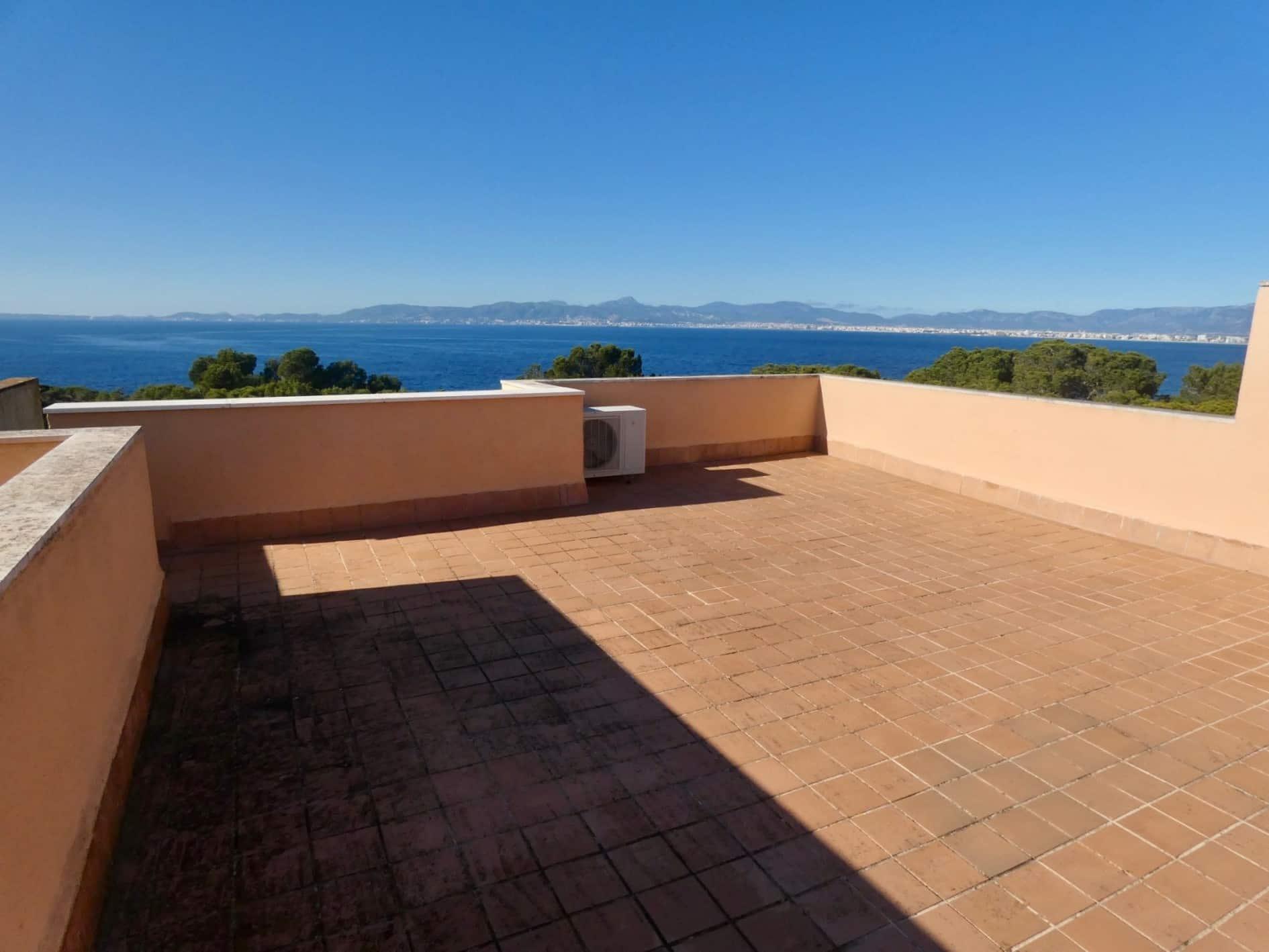 Villa Preciosa con Vistas al Mar
