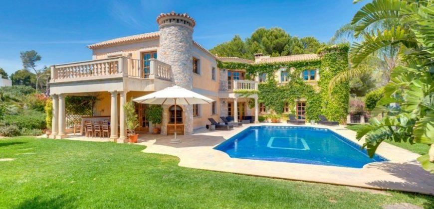 Espectacular Villa de Alto Standing en Sol de Mallorca
