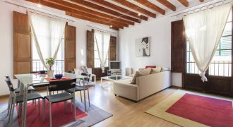Spectacular Apartment in La Lonja, Palma