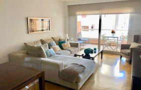 Apartamento con Terraza en Paseo Marítimo, Palma