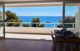 Completely Renovated Apartment with Sea Views in Illetas