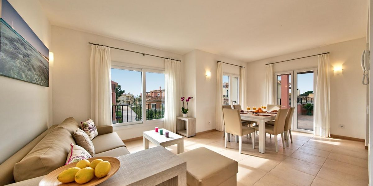 Ground Floor Apartment of a New Construction in Sa Rapita