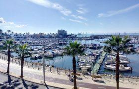 Apartamento con Vistas al Mar en Portixol