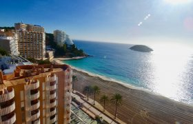 Penthouse with Sea View in Torrenova
