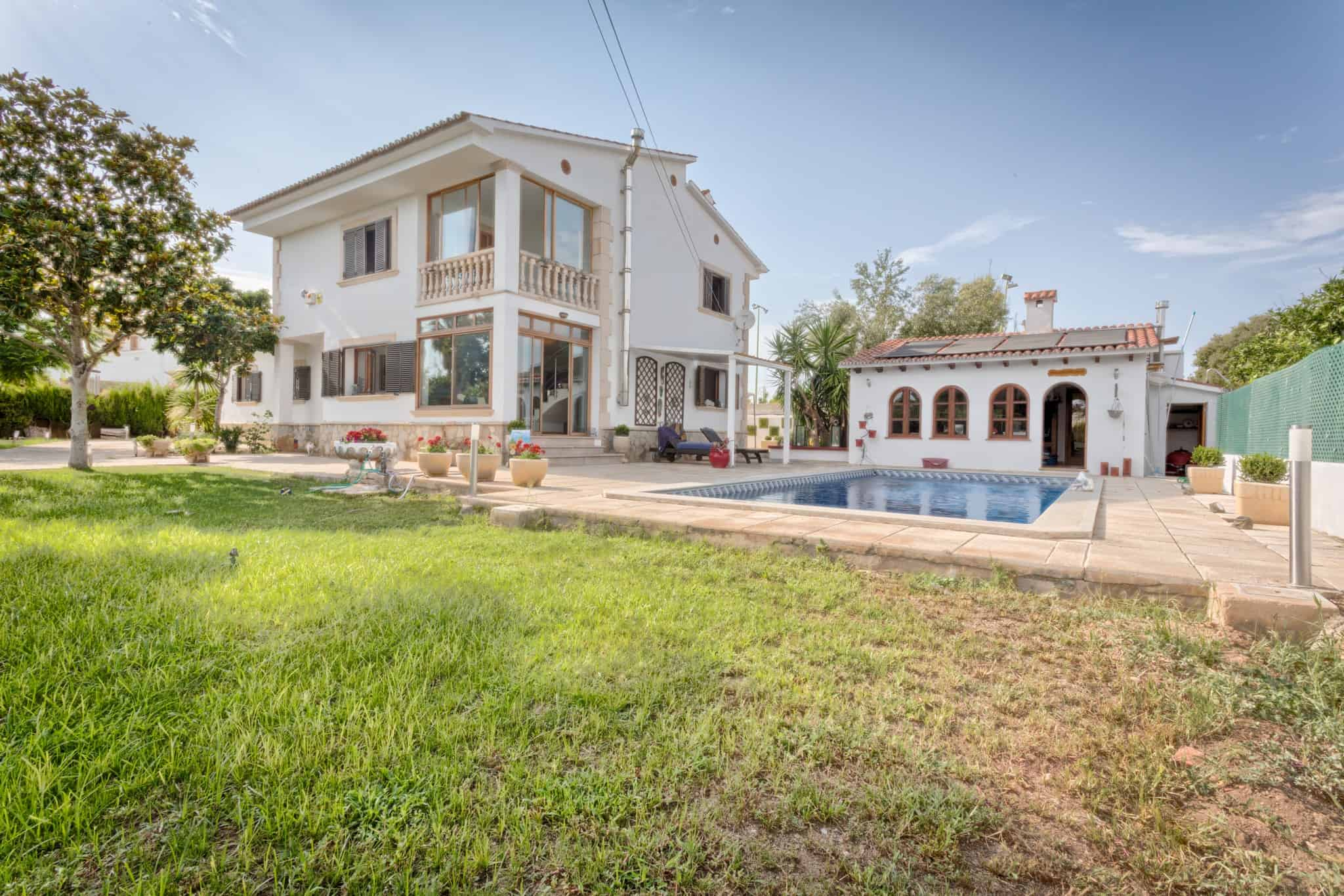 Extraordinary House with Pool in Son Sardina