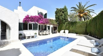 Spectacular Villa with Swimming Pool in Sol de Mallorca