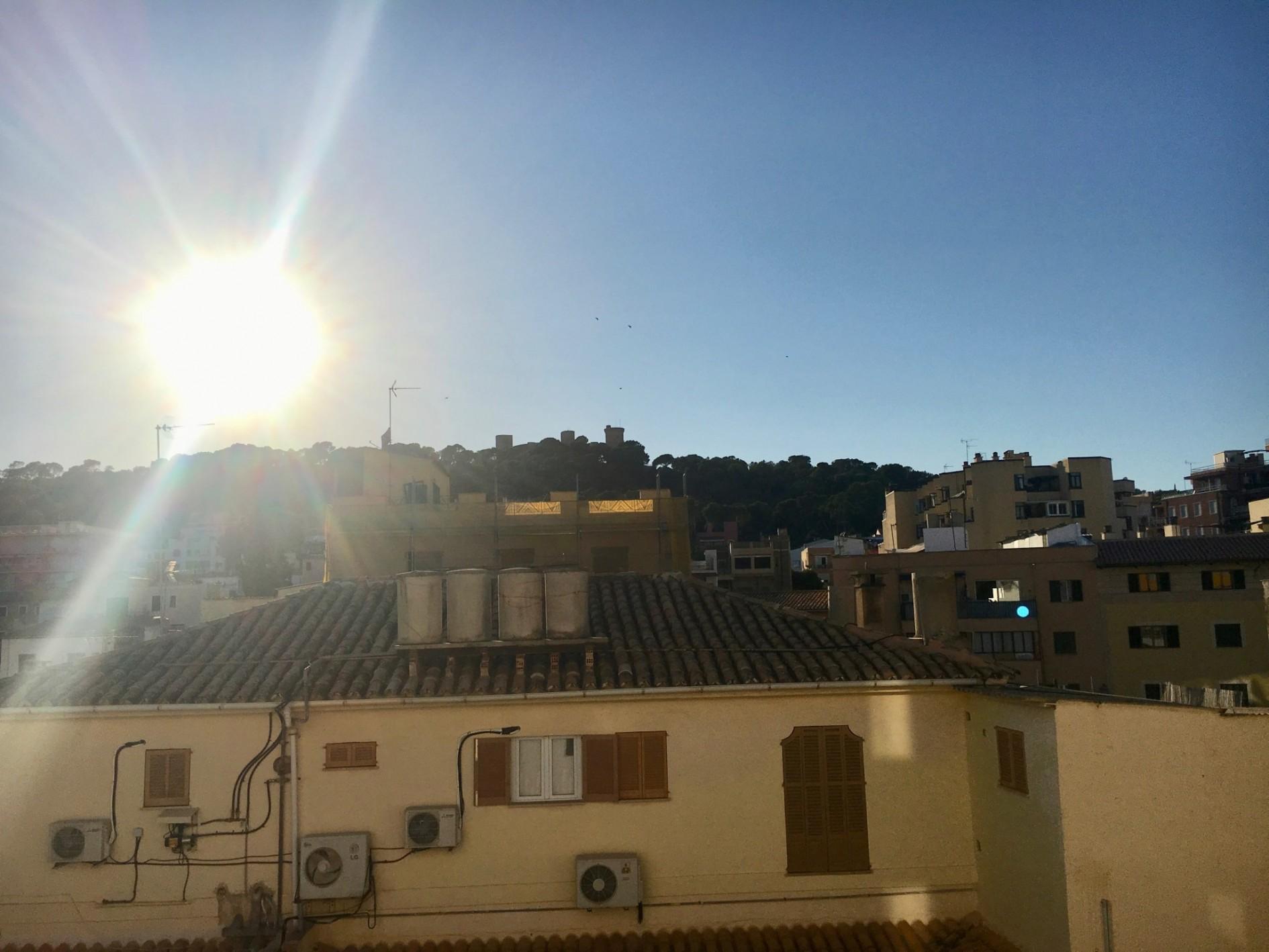 Piso con Vistas al Castillo de Bellver