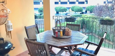Lovely Apartment with Terrace and Communal Swimming Pool in Puig de Ros