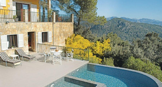 For Rent!!! Chalet with Spectacular Views in Esporles