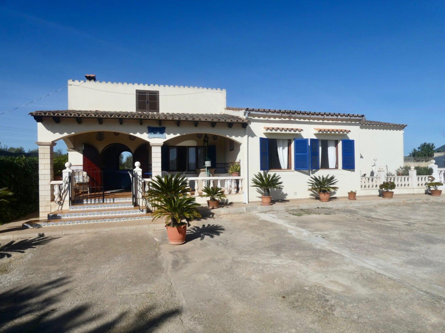 Casa Rural en Alquiler Temporal en Llucmajor
