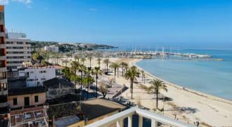 Maravilloso Piso con Vistas al Mar en El Arenal