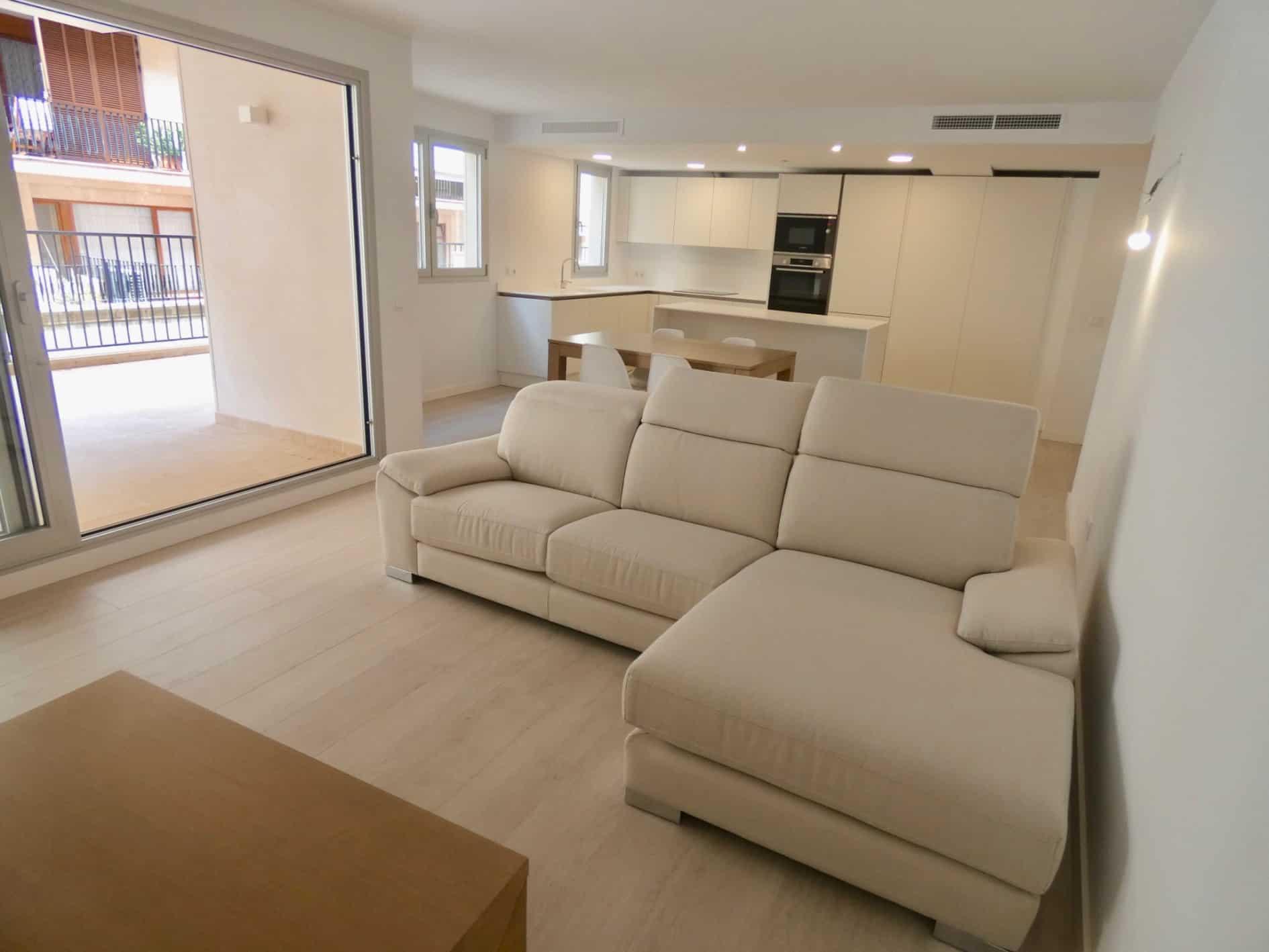 Vivienda de Nueva Construcción en Palma